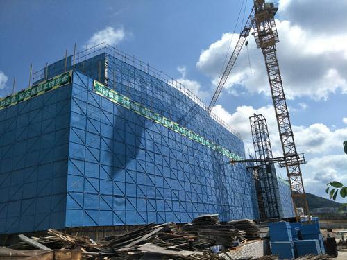 建筑施工企业发生异地项目怎么报税?